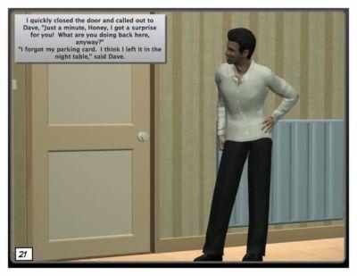 [BoneBob] Carol & Peter- chapter 01: Close call ! - part 2