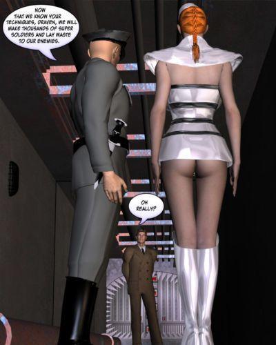 Agents of D.E.S.I.R.E. - The Origin of Valiant Girl - part 4