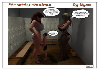 Naughty Desires - part 2