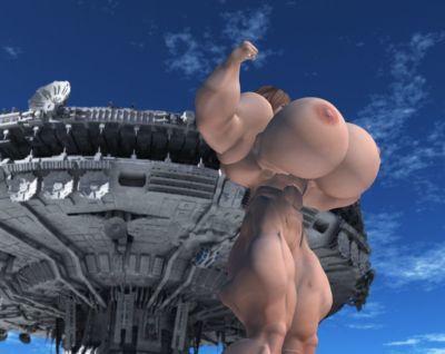 Muscle Avenger - part 5