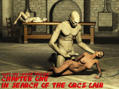 Muffy the Vampire Thriller #1: In Search of the Orc