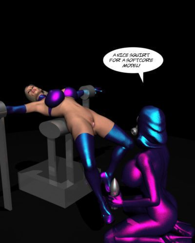3D Dom. League - Jenna - part 4