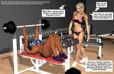 [Entropy] Jenny On The Spot - Jennifer & Caribe