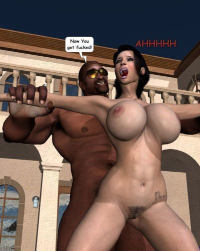 Monster Cock - Issue 02 - Dont jump from the poolside - part 2