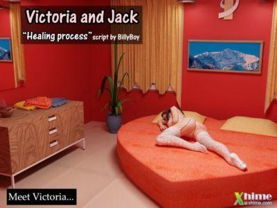 victoria and jack