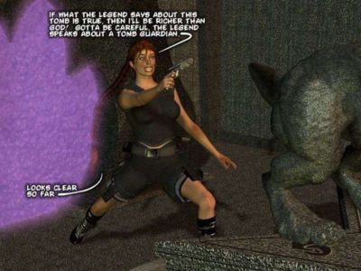 The Misadventures of Lara Croft part 2