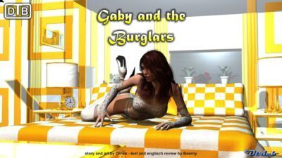 Gaby and the Burglars