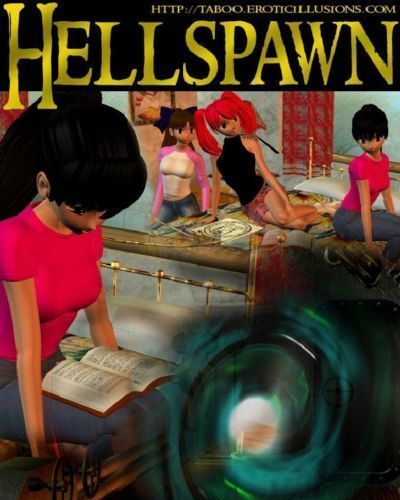 [3D] Hellspawn 1-3