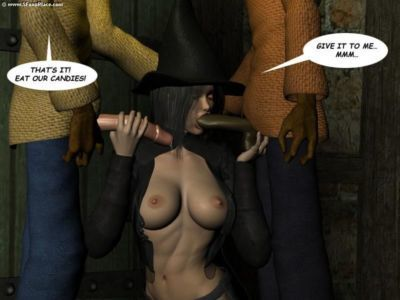 Trick and Treat - part 2