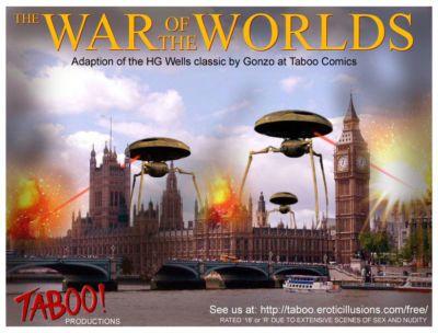 il guerra di il Mondi cogenerazione 1-7