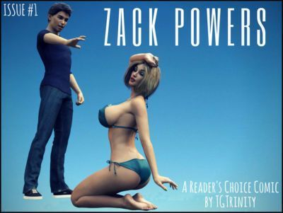[TGTrinity] Zack Powers Issue 1-6