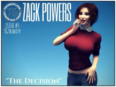 Zack Powers — Issue 5
