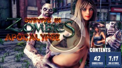 Taboo3DMovies - Survive In Zombies Apocolypse