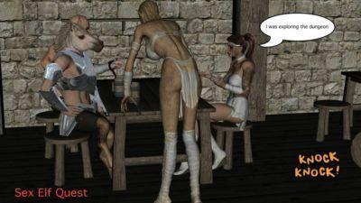 [Vger] The Sex Elf Quest