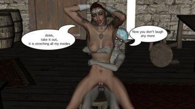 [Vger] The Sex Elf Quest - part 9