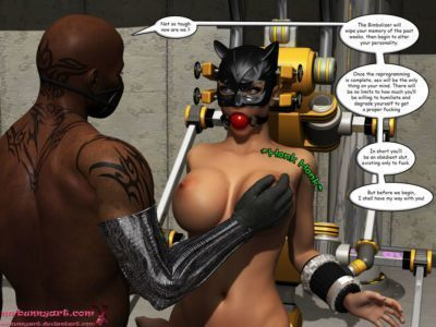 [MrBunnyArt] Cain vs Catwoman - part 3