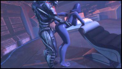 [foab30] Short Comics Collection (Mass Effect) - part 3
