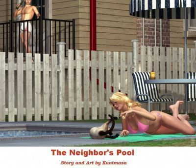 [Kunimasa] - The Neighbor's Pool