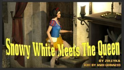 [Zuleyka] Snow White Meets the Queen