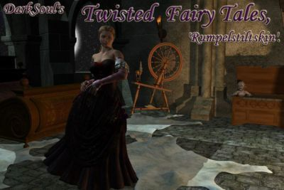 Twisted Fairy Tales - Rumplestiltskin