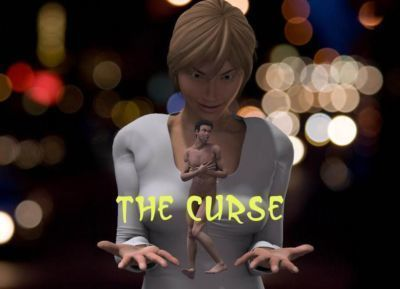 [Alessandra Lews] The Curse Ch. 1-10 [English]