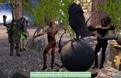 [Dtrieb] The Golden Sword - Prologue - part 2