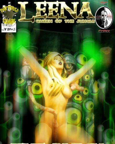 [Mitru] Leena - Queen of The Jungle #5