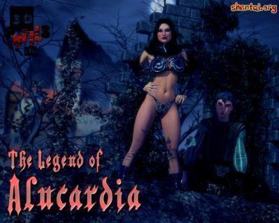 The Legend of Alucardia