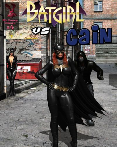 [MrBunnyArt] Batgirl vs Cain (Batman) [English]
