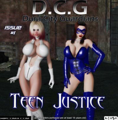 [B69] Dura City Guardians - Teen Justice - Chapter 1-22