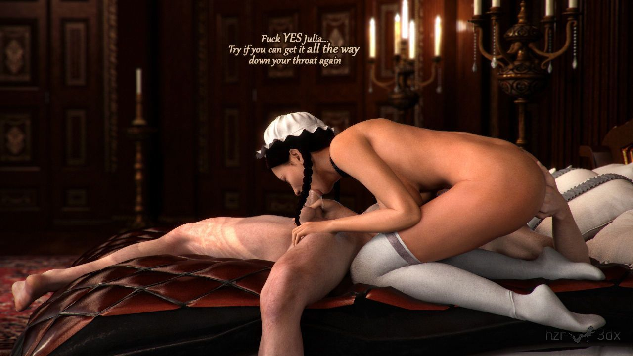 HZR – The Crafty Maid - part 5