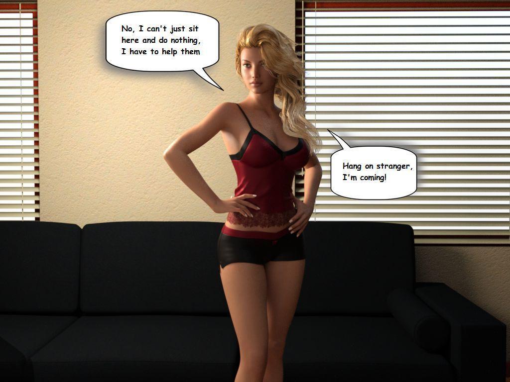 Impure – Supergirl Sarah
