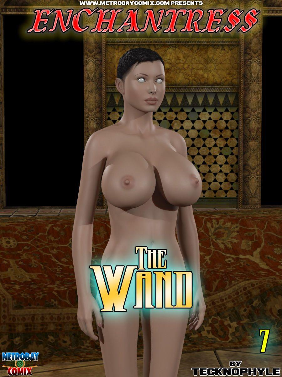 [Tecknophyle] Enchantress - The Wand (Complete) - part 6