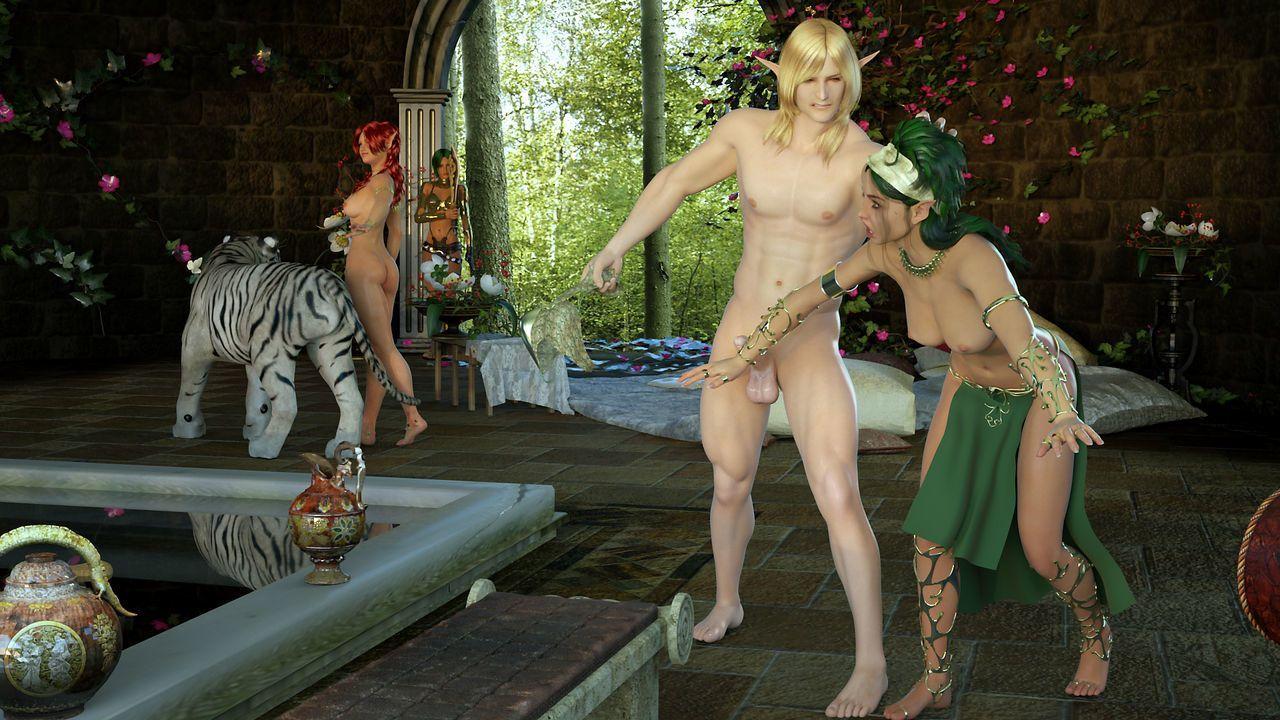 3DZen – The Chronicles Of Dun\'ragon III - part 4