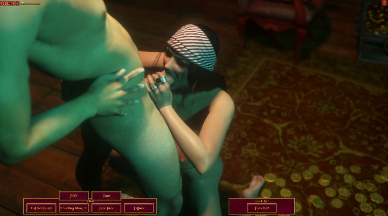 Gazukull – Highstakes Blackjack with Jessenia strip + Fuck - part 2