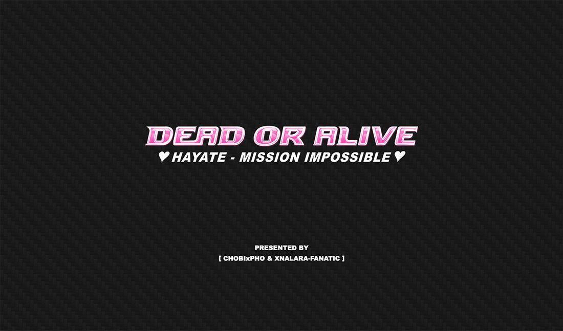 DOA / HAYATE - MISSION IMPOSSIBLE [CHOBIxPHO]