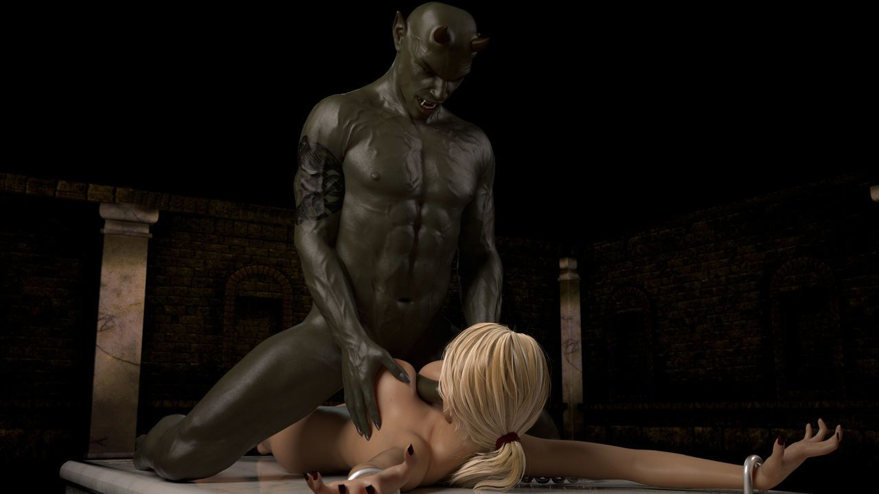 3DZen – Ellies Dream – Prequel to Demon Doll House 2