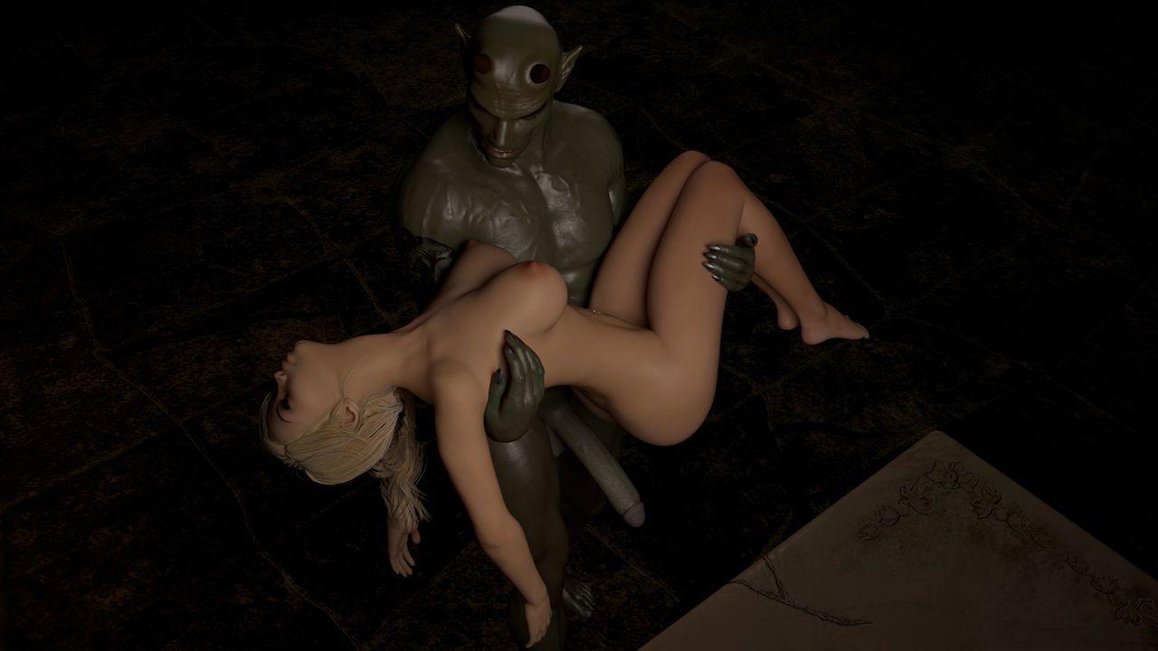 3DZen – Ellies Dream – Prequel to Demon Doll House 2