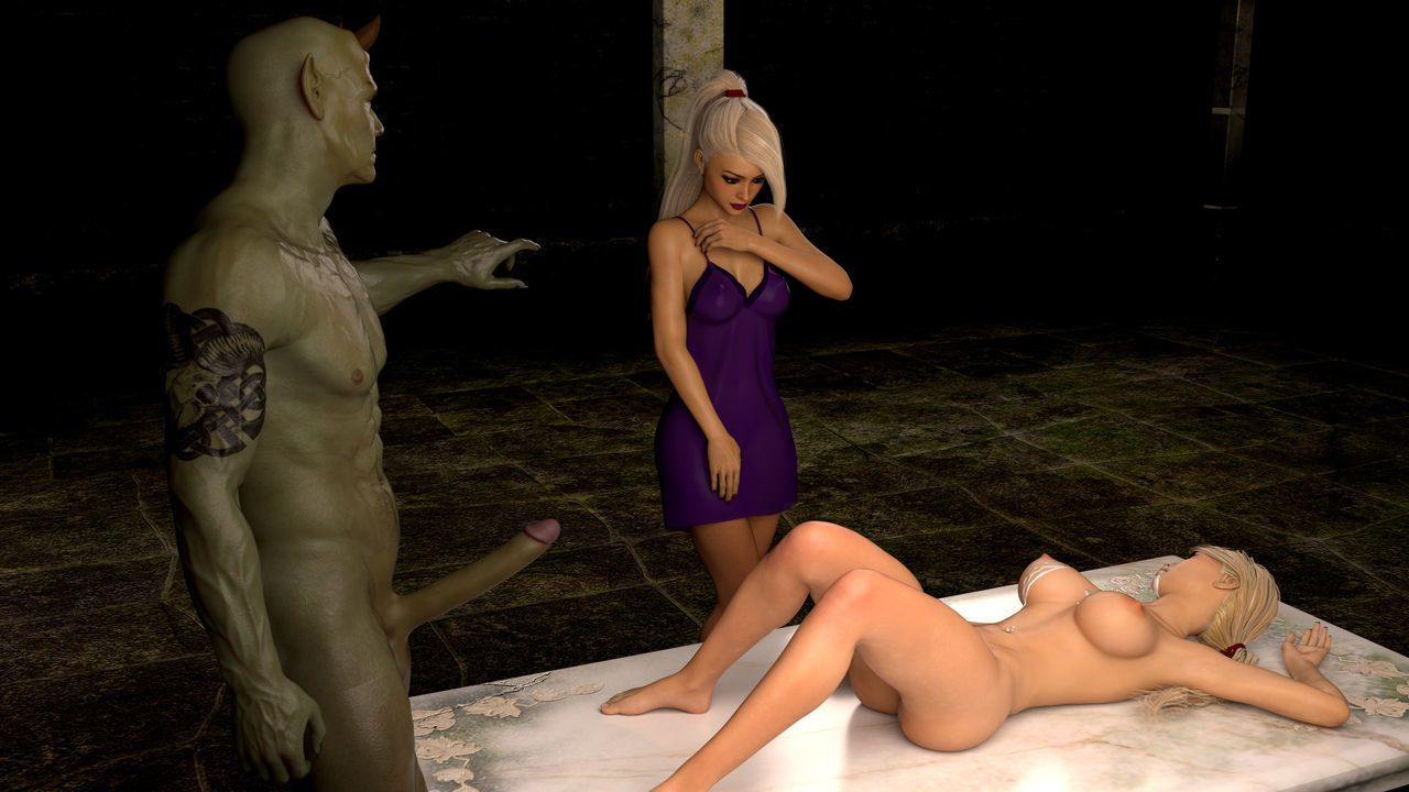 3DZen – Ellies Dream – Prequel to Demon Doll House 2 - part 3