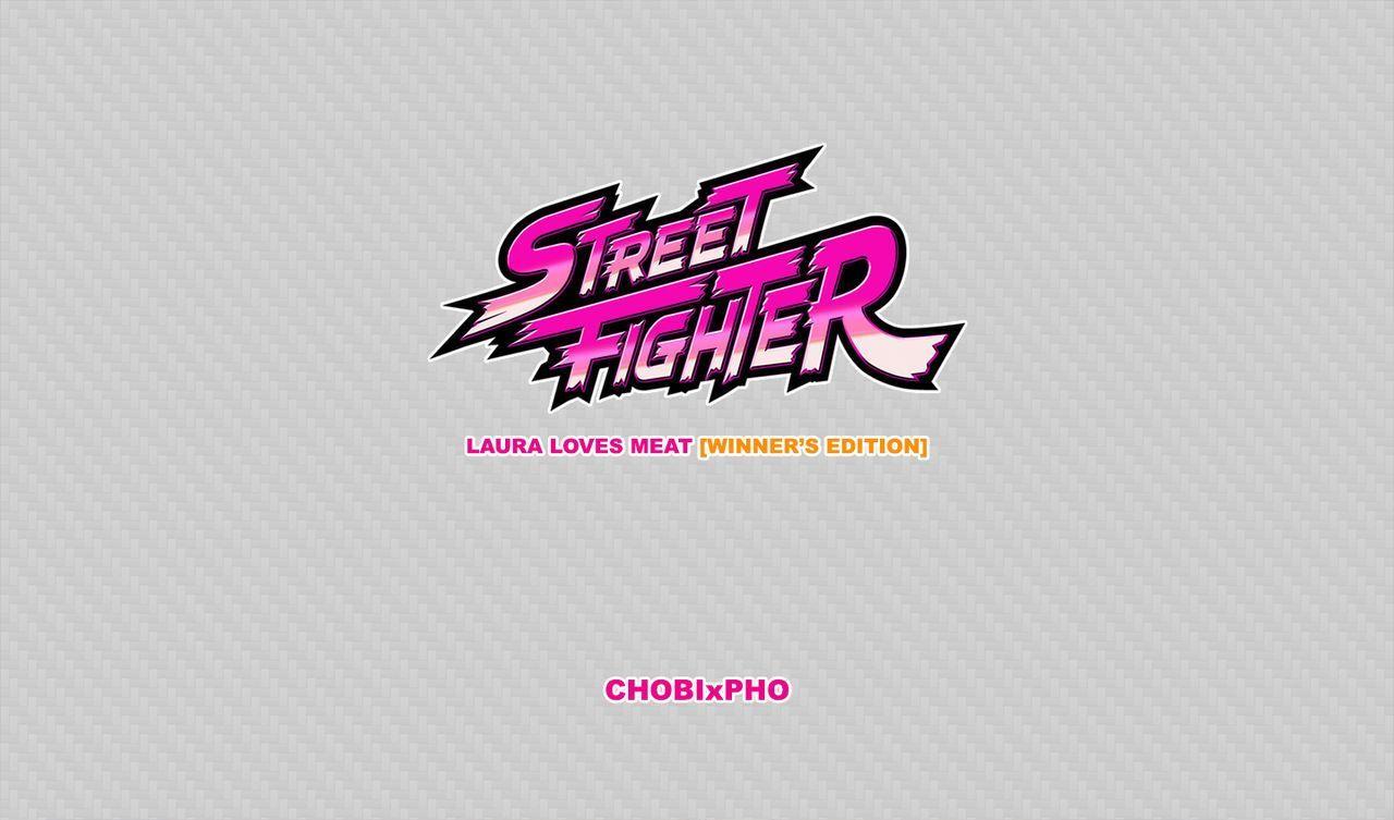 STREET FIGHTER / LAURA LOVES MEAT [CHOBIxPHO] (WINNER\'S EDITION)