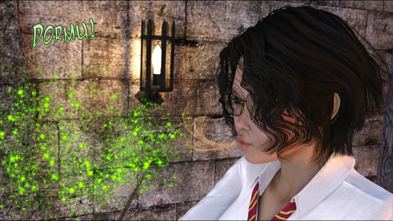 [Shinra-kun] Harriet Cooper And The Wizard\'s Sacrifice - Spell 3 - part 11
