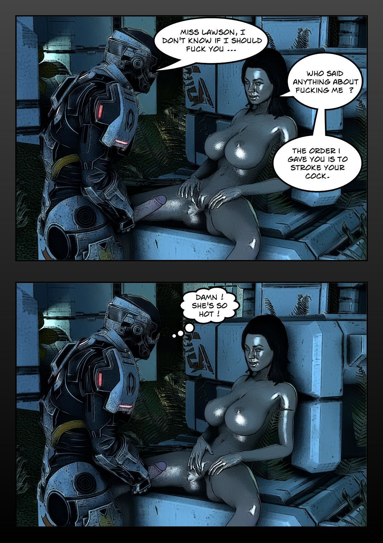 [KelSFM] The outpost Issue 001 (Mass Effect) - part 2