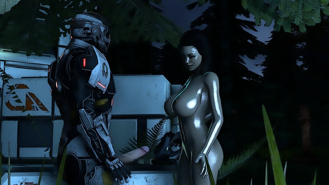 [KelSFM] The outpost Issue 001 (Mass Effect) - part 4