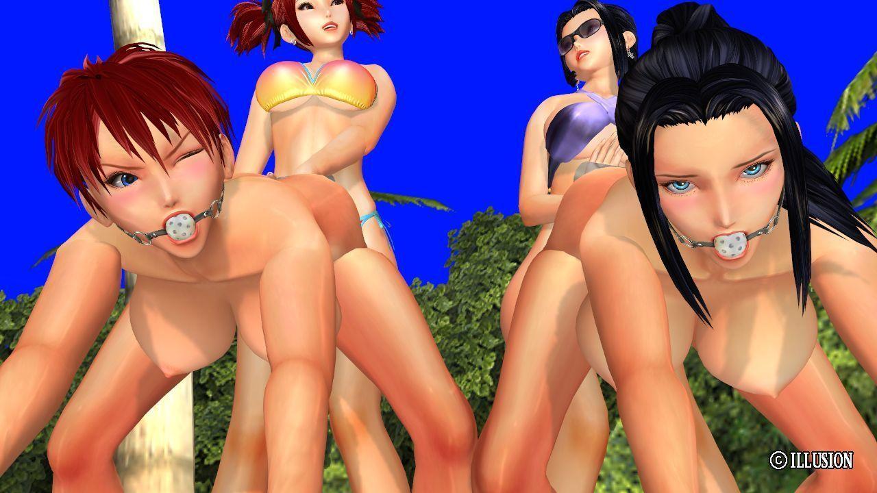 [Shiguma] Sadist Sisters\' Pet Slave - part 2