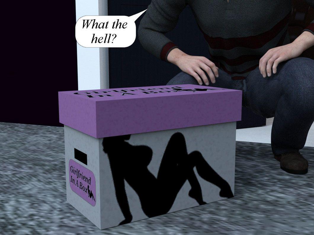 [Adiabatic Combustion] Girlfriend in a Box
