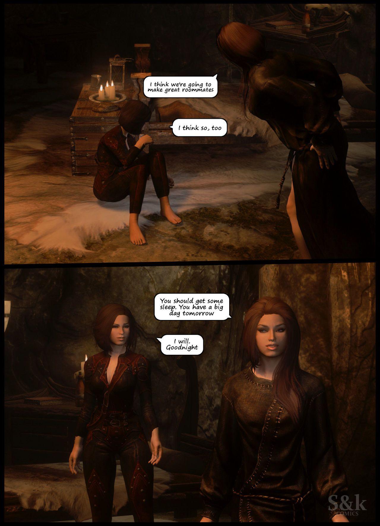 Khajitwoman Chapter 3 - SKcomics - part 5