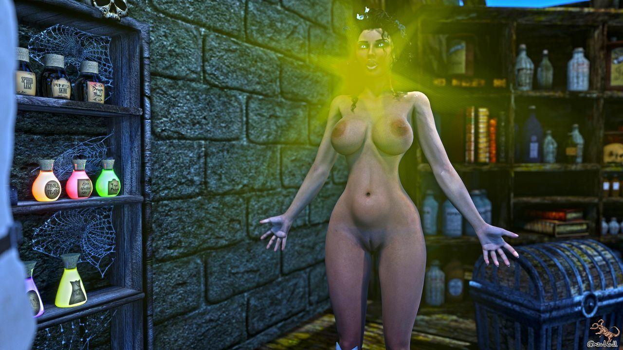 Gazukul - The Medicine Woman