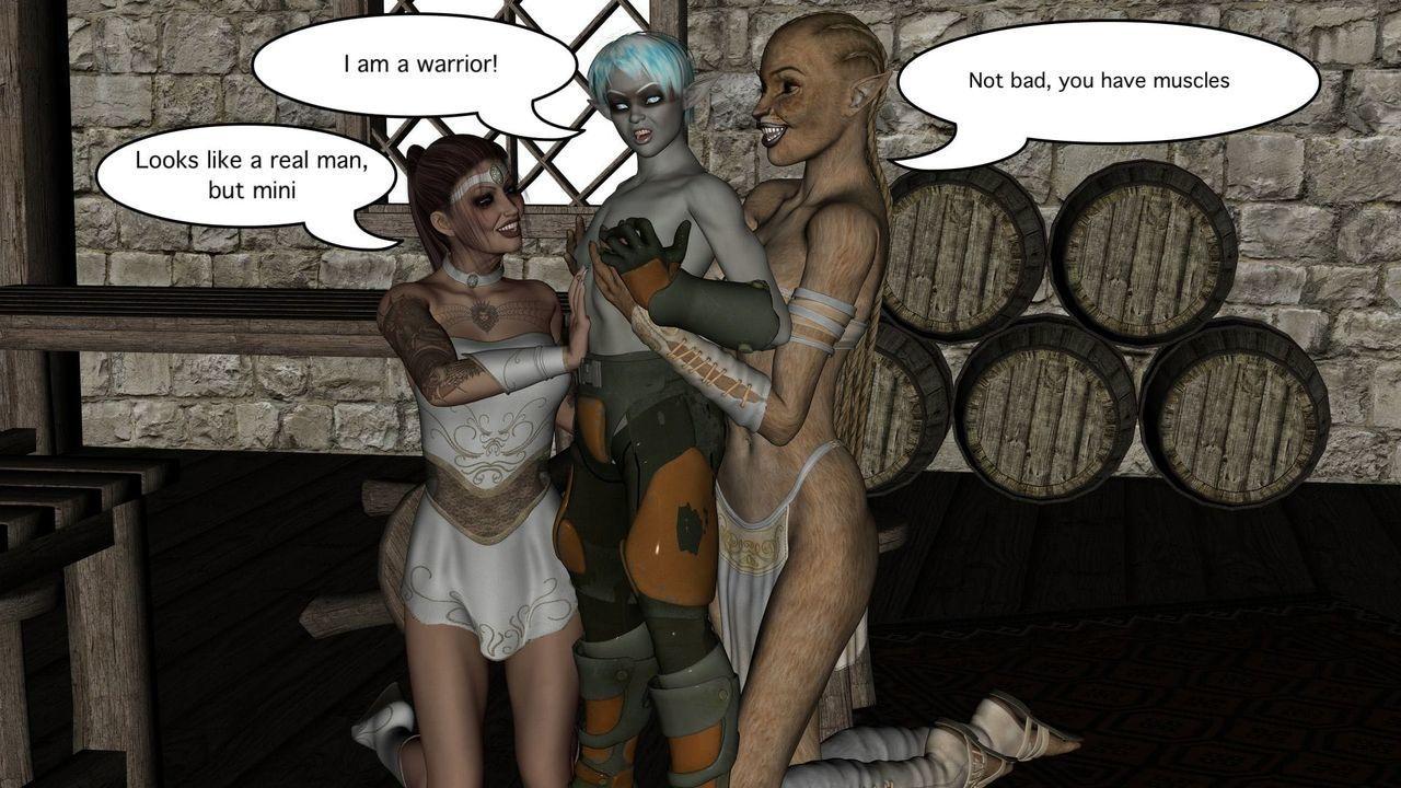 [Vger] The Sex Elf Quest - part 2