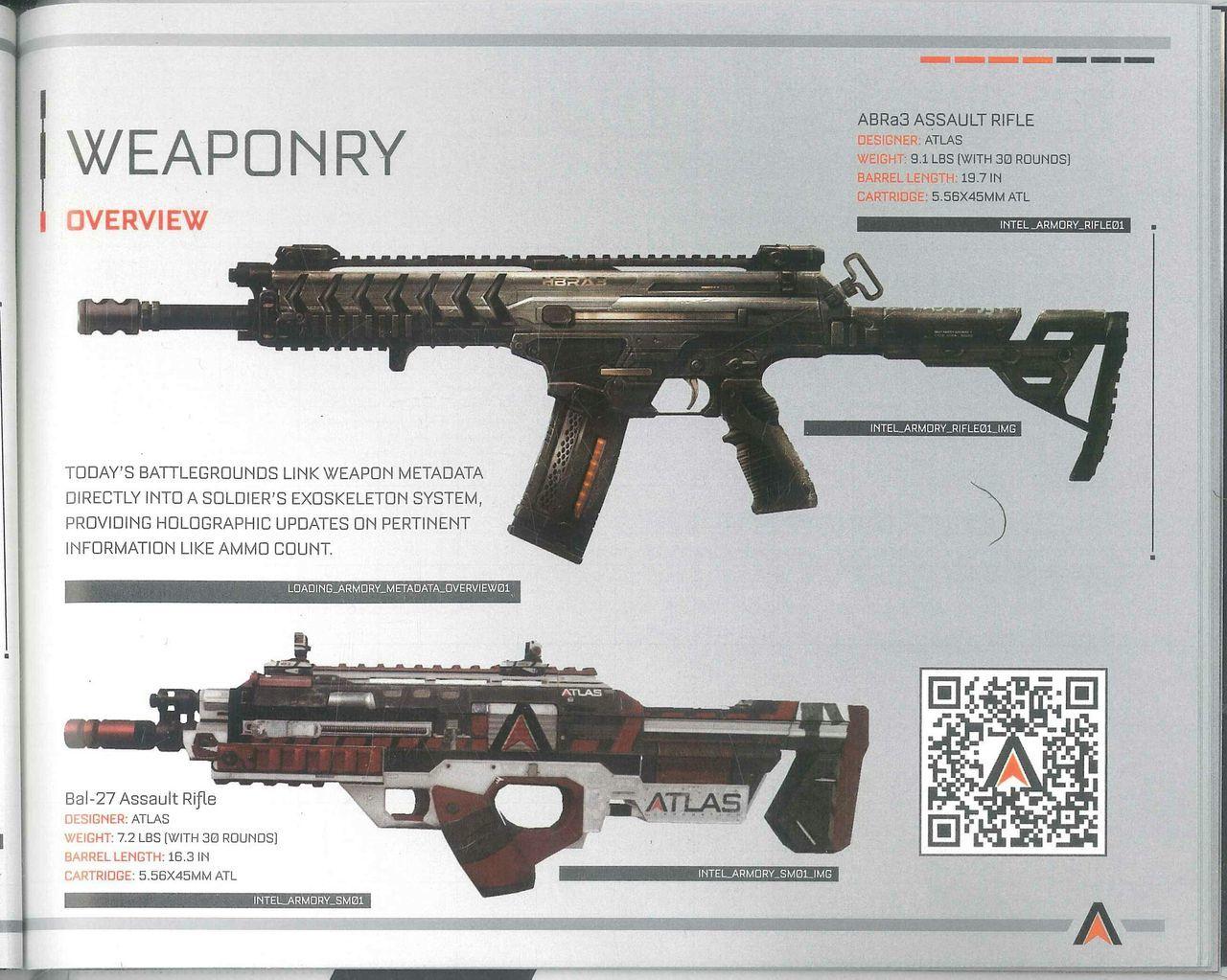 Call of Duty Advanced Warfare Soldier Manual