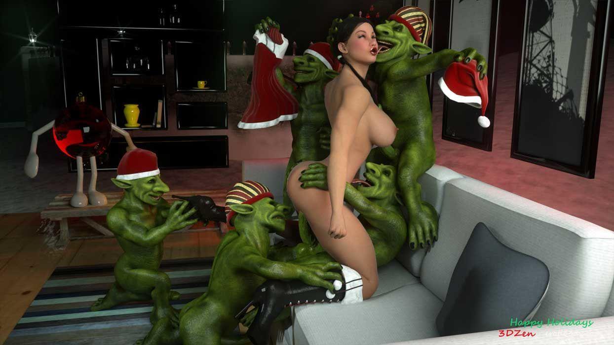 Carina\'s Nightmare Before Christmas